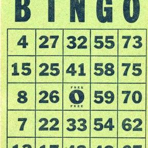 Designjargon-bingo